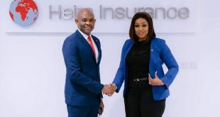 Heirs Insurance MD Calls for Digital Innovations to Promote Sector